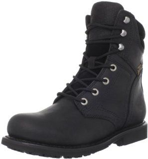 Harley Davidson Mens Danby Motorcycle Boot Shoes