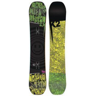 K2 WWW Rocker Wide Snowboard 155