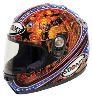 Suomy Vandal 155 Helmet (Multi Colored, X Small)
