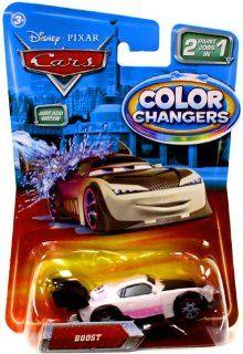 com Disney / Pixar CARS Movie 155 Color Changers Boos oys & Games