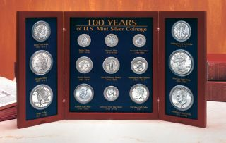 American Coin reasures 100 Years of U.S. Min Coin Designs