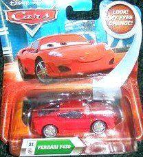 Disney / Pixar CARS Movie 155 Die Cast Car LOOSE Ferrari