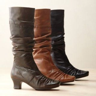 Womens Rieker Sheila Tall Boots Black 41 (US Womens 9 1/2) Shoes