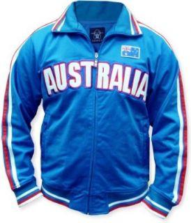 Australia International Olympic Soccer Track Jacket (Size