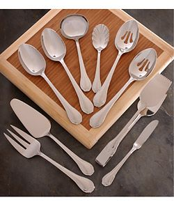 Reed & Barton Lady Hamilton 94 piece Forged Flatware