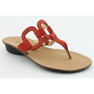 Paul Green Womens Europa Nubuck Sandals (Size 5)
