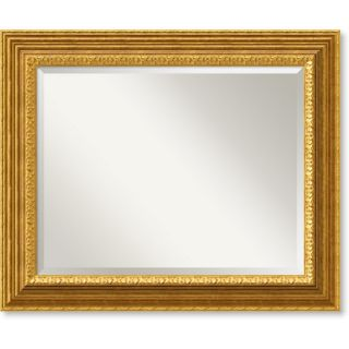 Yorkshire Gold Large Wall Mirror