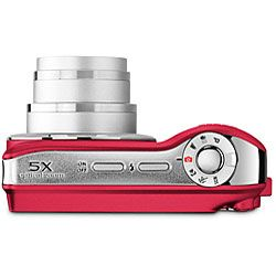 Kodak Easyshare C190 12MP Red Digital Camera (Refurbished)