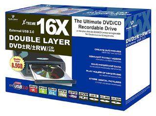 Pacific Digita 16X EXTERNAL USB DVD.RW FEAT ( U 30274