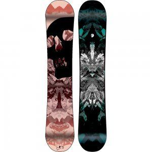 Capita Black Snowboard Of Death Snowboard 159 Mens