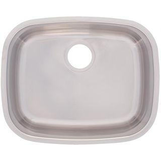 FSUG100 18BX Franke Stainless Steel Undermount Single Bowl Sink