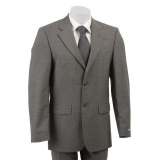 Kenneth Cole Slim Collection Mens Grey Suit