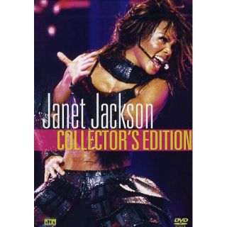 COFFRET JANET JACKSON (2 DVD)   Achat CD DVD MUSICAUX pas cher