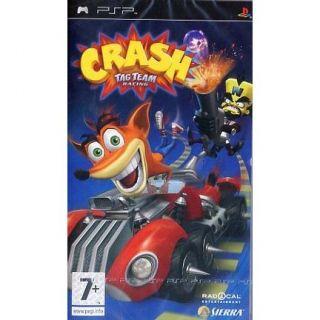 CRASH TAG TEAM RACING   Achat / Vente PSP CRASH TAG TEAM RACING   PSP