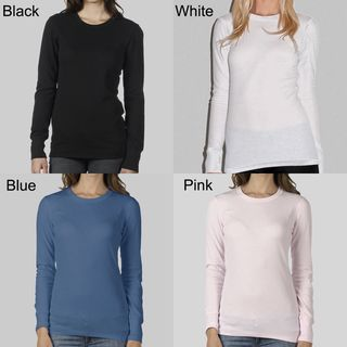 Womens Long Sleeve Thermal Shirt