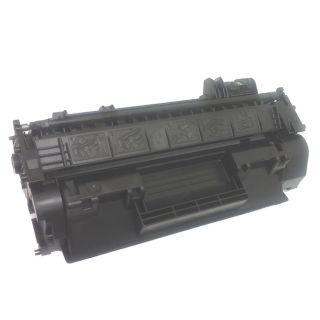 HP 80X CF280X High Yield Black Toner Cartridge (Remanufactured