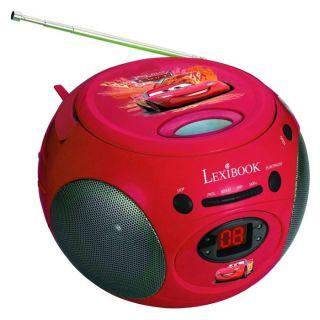 Radio Lecteur CD Disney Cars   Achat / Vente LECTEUR CD BOOMBOX Radio