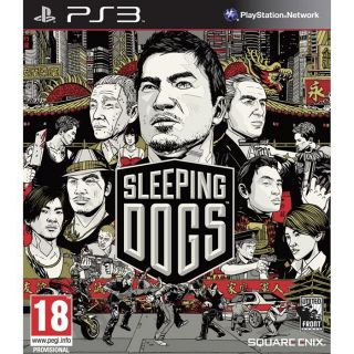 SLEEPING DOGS / Jeu console PS3   Achat / Vente PLAYSTATION 3 SLEEPING