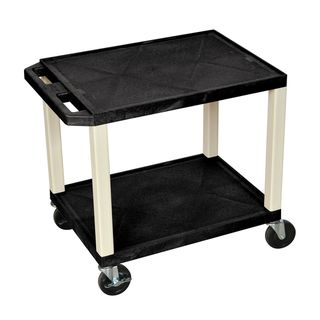 Wilson 26 inch Black Plastic Multi purpose Cart