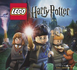 Lego Harry Potter 2012 Wall Calendar Office Products