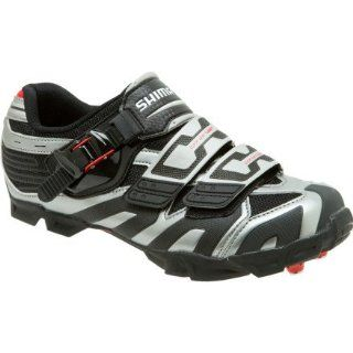 Shimano SH M161G Shoe   Mens Gray/Black, 50.0 Sports