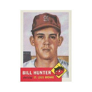 1991 Topps Archives 1953 #166 Billy Hunter Collectibles