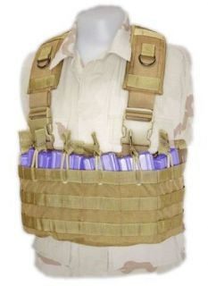 Tactical Assault Gear Gladiator Chest Rig w/out Bib Army