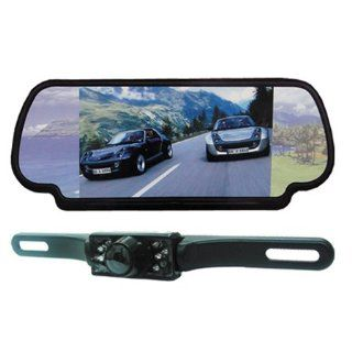 Absolute CAMPACK 700 7.0 Inches TFT/LCD Rear View Mirror