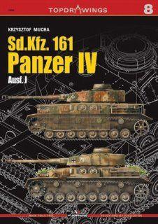 Sd.Kfz.161 Panzer IV Ausf.J (Top Drawings): Krzysztof Mucha