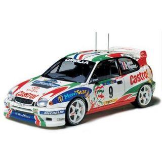 Toyota Corolla WRC   Achat / Vente MODELE REDUIT MAQUETTE Toyota