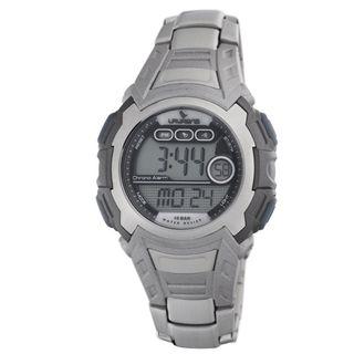 Laurens Mens Stainless Steel Digital Watch