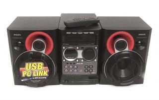 Philips 200 W CD//FM USB Mini Stereo System