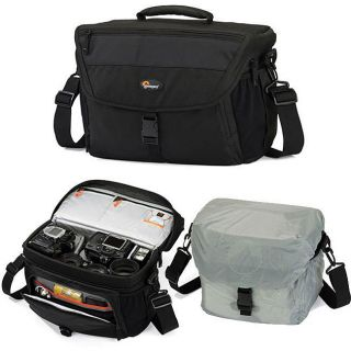 Lowepro Nova 200 All Weather Black Camera Bag