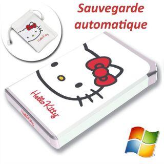 Dane Elec So Mobile OTB Hello Kitty 320 Go 2.5   Achat / Vente DISQUE