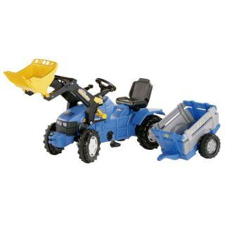 104   152 cm Les tracteurs à pédales ROLLY FARMTRAC CLASSIC