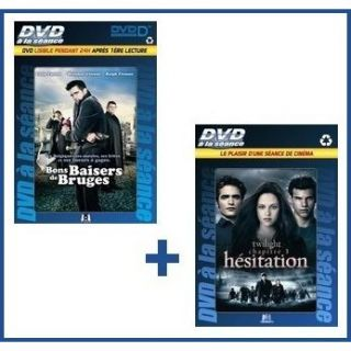 Découvrez 2 films à couper le souffle avec Twilight 3 Hesitation et