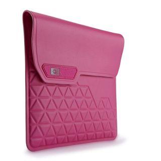 CASE LOGIC Housse tablette semi rigide pour Ipad Rose   Achat / Vente