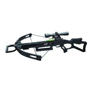Express Xforce 350 Crossbow Kit (165 Pounds, Black)