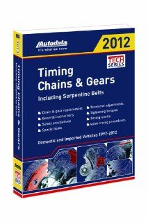 Autodata 12 170 2012 Timing Chains and Gears Manual