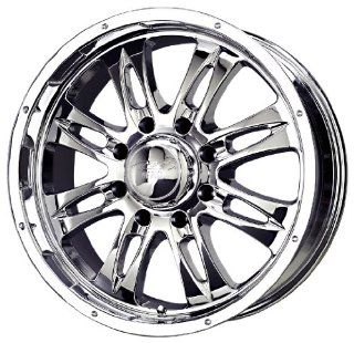MB Wheels Gunner 8 Chrome Wheel (16x8/8x165.1mm)