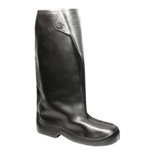 Mens Tingley 17in Knee High Boot Black