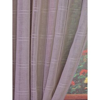 Santa Ana Plaid Curtain Panel Pair (57 in. x 108 in.)
