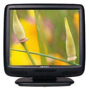 17 Inch Hanns G HU171DP LCD VGA/DVI Monitor with Speakers