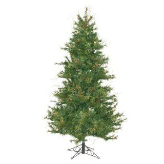 Mixed Country Pine 6.5 Slim Artificial Christmas Tree