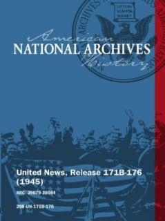 United News, Release 171B 176 (1945) JAPANS FINAL SURRENDER, INSIDE