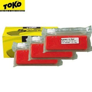 : Toko S3 Red HydroCarbon Ski Wax   167 Grams 2012: Sports & Outdoors