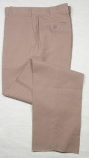 Haband Wrinkle Resistant Mens Dress Pant Slack   Flat