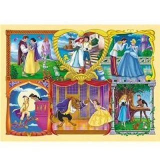 CLEMENTONI   Puzzle 350 pcs   Princesses Disney   Achat / Vente PUZZLE