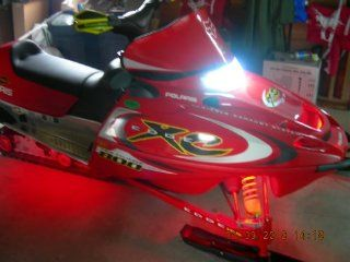 Accent Light Kit includes 108 LED Multi Color for the Engine area, 172