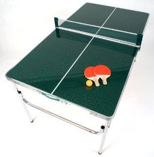 Earth Products Earth Mini Ping Pong Table (Green) Sports